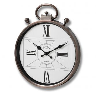 Louis Barnard Wall Clock