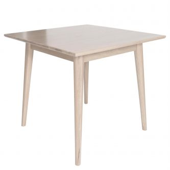 Edvard Olsen Square Table in Light Oak