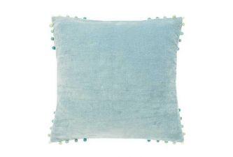Velvet Cushion Opal