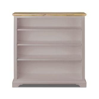 Florence Truffle Modern Bookcase Shelving Unit