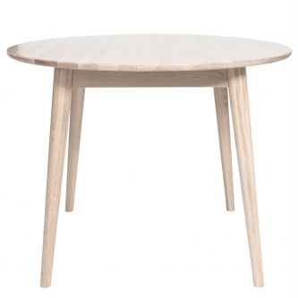 Edvard Olsen Round Table in Light Oak