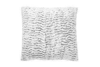 Gigi White Fur Cushion