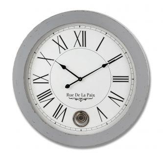 Rue De La Paix Clock