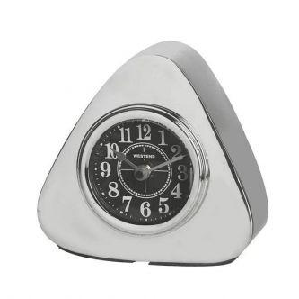 Chamberlain Tabletop Metal Clock (14x14cm)