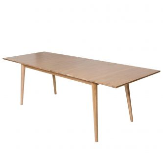 Edvard Olsen Rectangular Extending Table (180/210/240) - Golden Oak