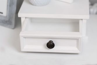 Gainsborough Dressing Table Drawer Extension- White