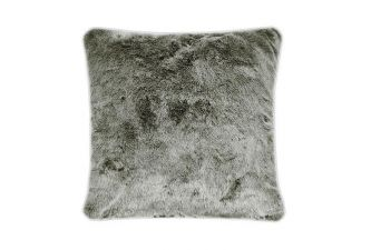 Wild Mink Fur Cushion