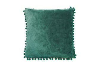 Cashmere Touch Cushion Verdigris