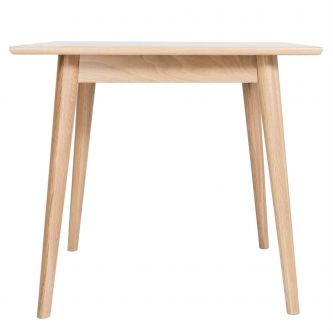 Edvard Olsen Square Table (82/82) - Golden Oak