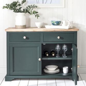Florence Sideboard Bottle Green