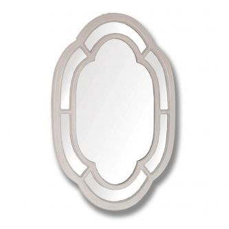 Manor House Oval Mirror (89.5cm)