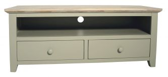 florence sage green TV unit