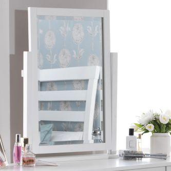 Edward Hopper White Dressing Table Mirror