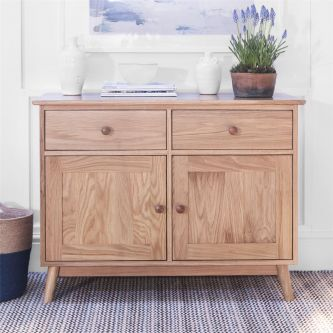 Edvard Olsen Sideboard 2 Door  - Golden Oak