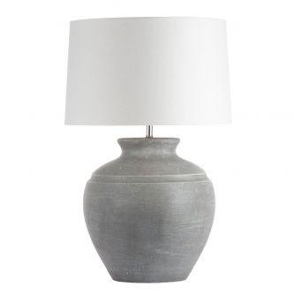 Apollo stone Table Lamp (64cm)