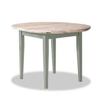 Florence sage green extending table