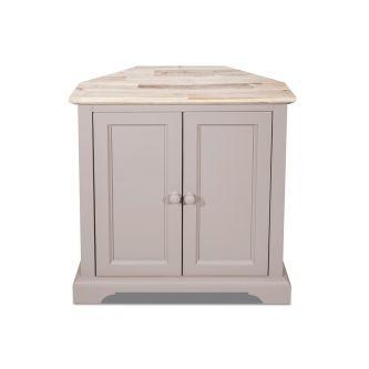 Florence Corner Sideboard - Truffle