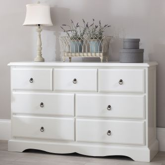 Romance 3+4 large chest of drawers