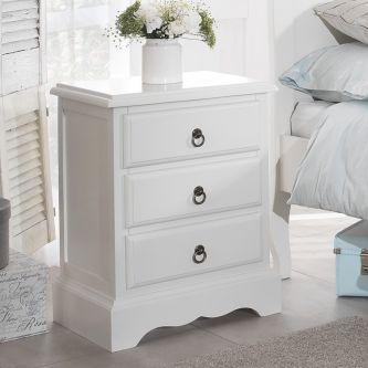 Romance bedside table