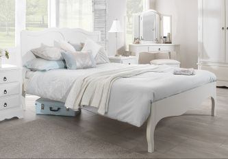 Romance double bed