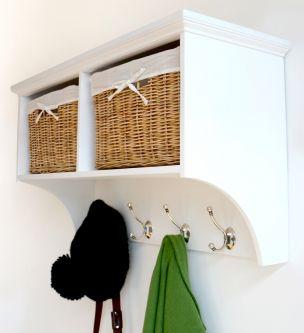White Coat Hanger