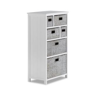 Tetbury 6 drawer unit