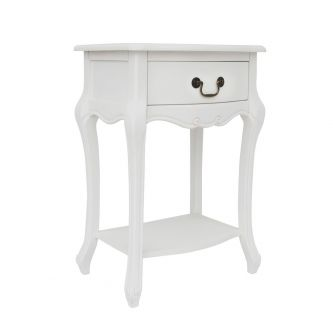 Juliette Shabby Chic bedside table
