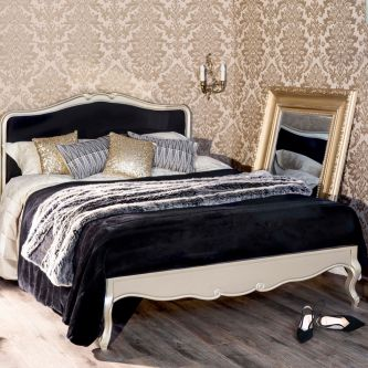 Gold King Bed