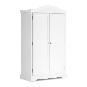 Romance full hanging double wardrobe