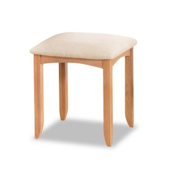 Edward Hopper Oak Stool