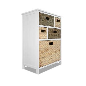 Tetbury 5 drawer unit
