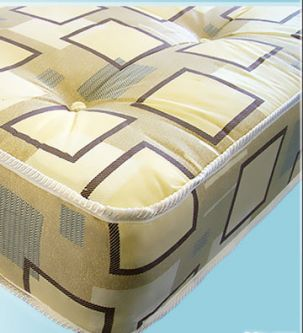 Venus 5ft Open Coil Spring Mattress