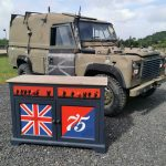 Congratulations to the Winner of Our VE Day Sideboard